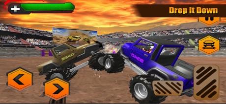 Monster Truck:Demolition Derby