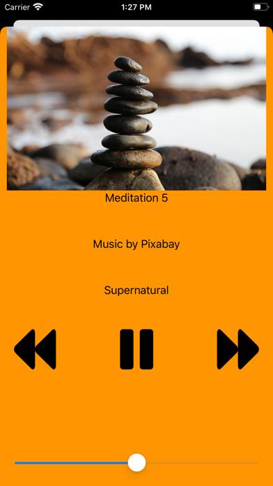 SuperNatural Meditation Music screenshot one