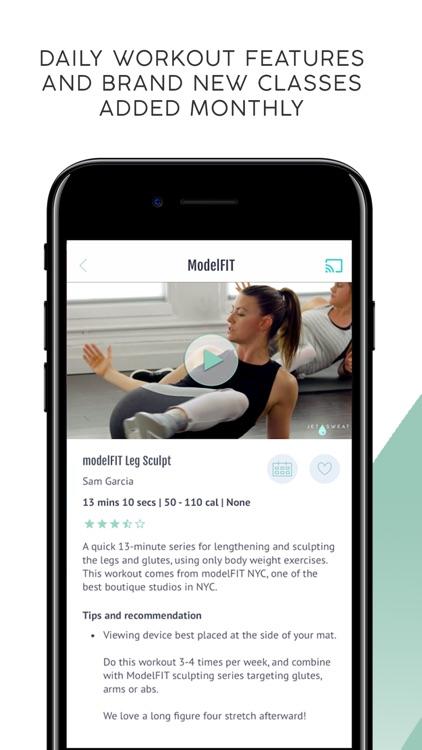 JETSWEAT: Workouts On Demand screenshot-5