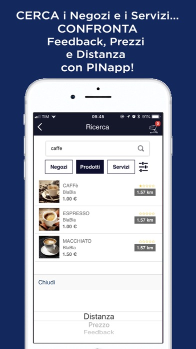 PINapp screenshot 3