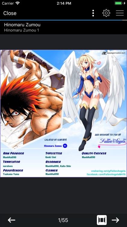 Manga Reader - Read Manga! screenshot-5