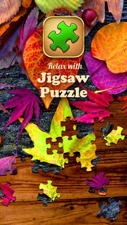 Jigsaw Puzzle Pro screenshot-4