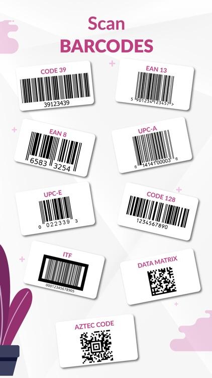 QR Code & Barcode Scanner -PRO