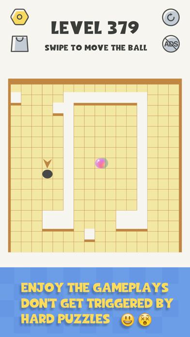 Find Way Hole Screenshot on iOS