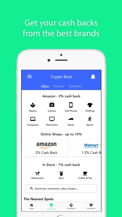 Coinseed - Earn, Invest Crypto screenshot-4