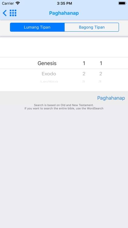 Holy Bible in Filipino screenshot-6