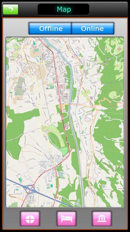 Salzburg Offline Map Guide screenshot-3