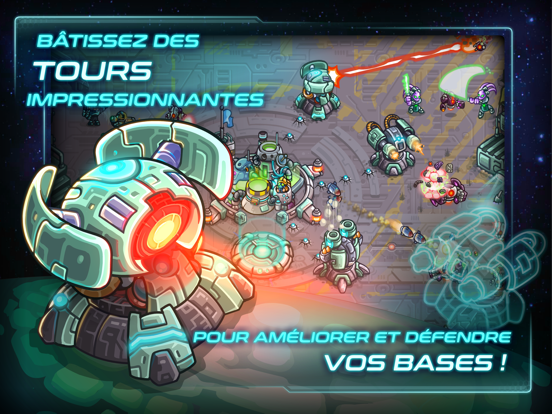 Screenshot #5 pour Iron Marines