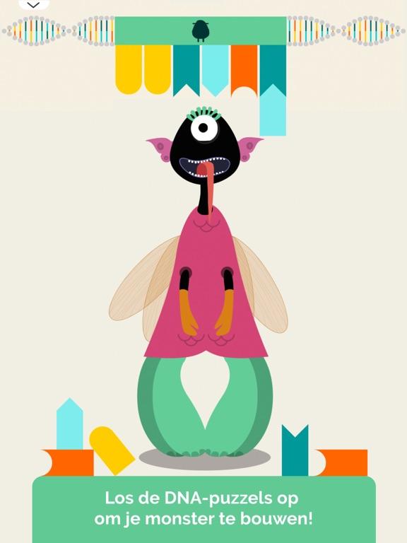 DNA Play iPad app afbeelding 2