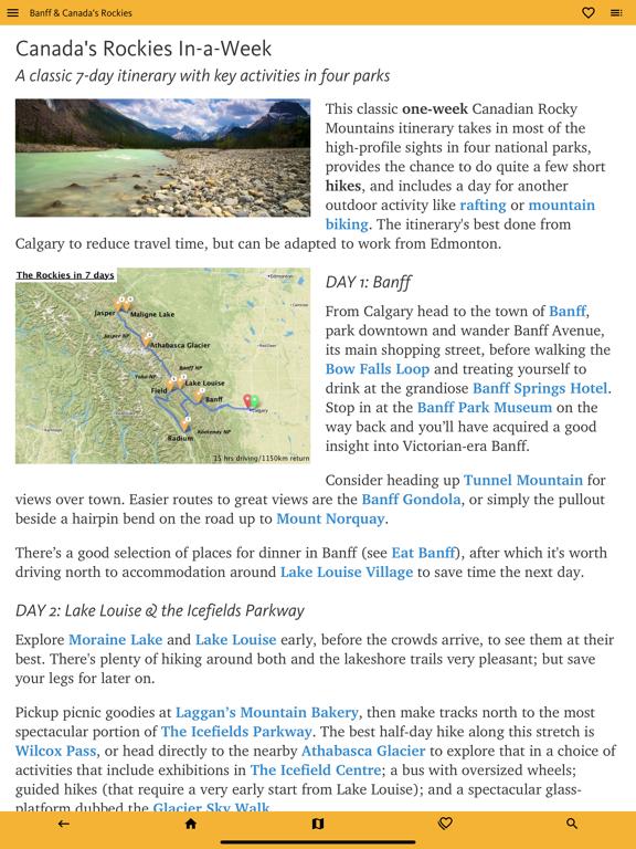 Banff & Canada's Rockies Guide screenshot 11
