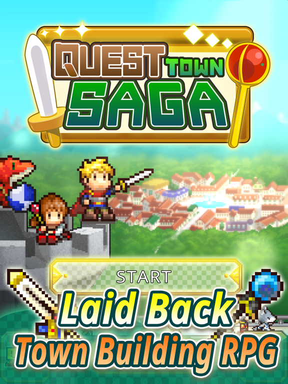 Quest Town Saga screenshot 10
