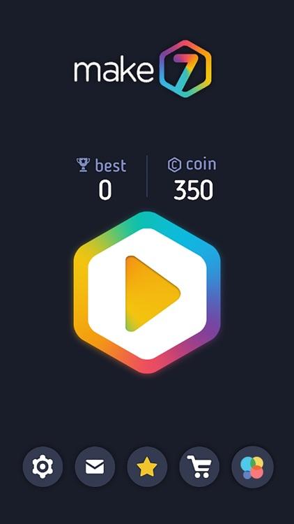 Make7! Hexa Puzzle screenshot-4