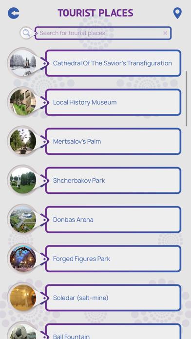 Donetsk Tourism screenshot 3