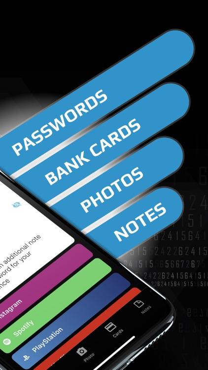 SecureX: Password Manager