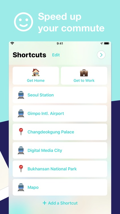 Seoul Metro Subway Map screenshot-4