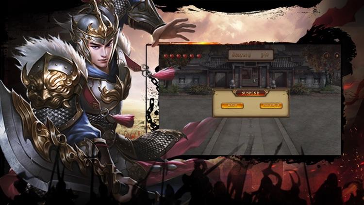 群雄争锋-三国策略手游 screenshot-3