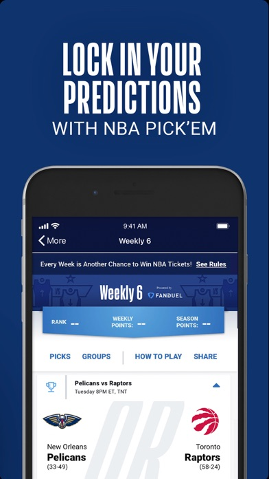 Download NBA: Official App for Android