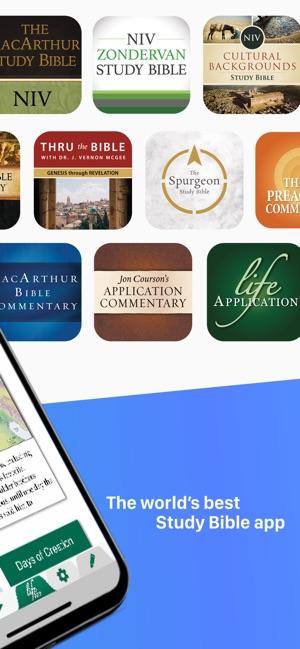 Tecarta Bible on the App Store