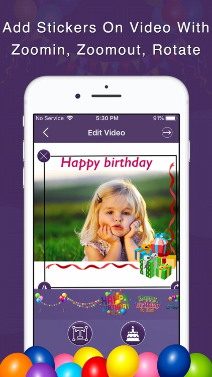 Birthday Song With Name Maker screenshot-7