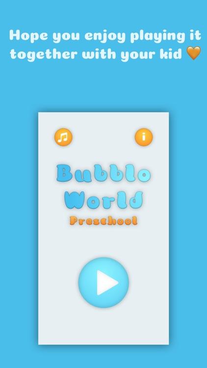 Bubblo World: Toddlers Puzzles screenshot-7