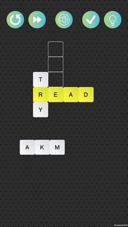 Word Crossing Puzzle screenshot-4