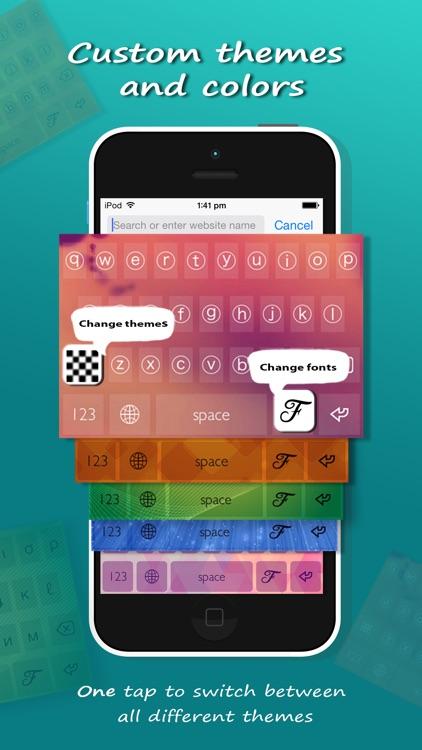 Fancy Fonts - Fancy Keyboard