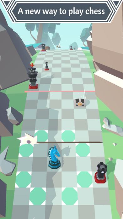 Knight Quest: The Chess Runner screenshot #3