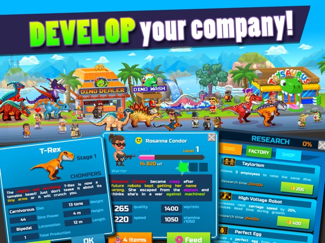 Dino Factory on the App Store