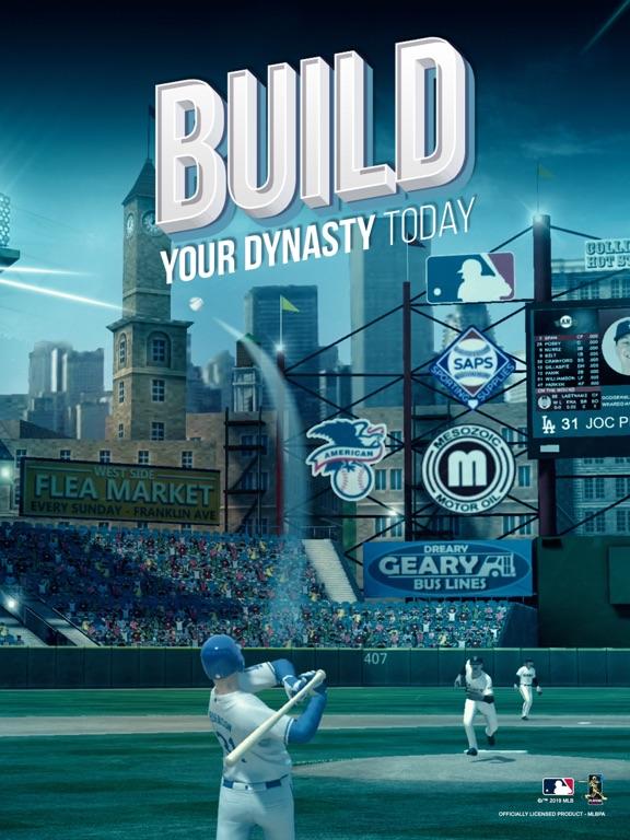 MLB Tap Sports Baseball 2019 screenshot 11