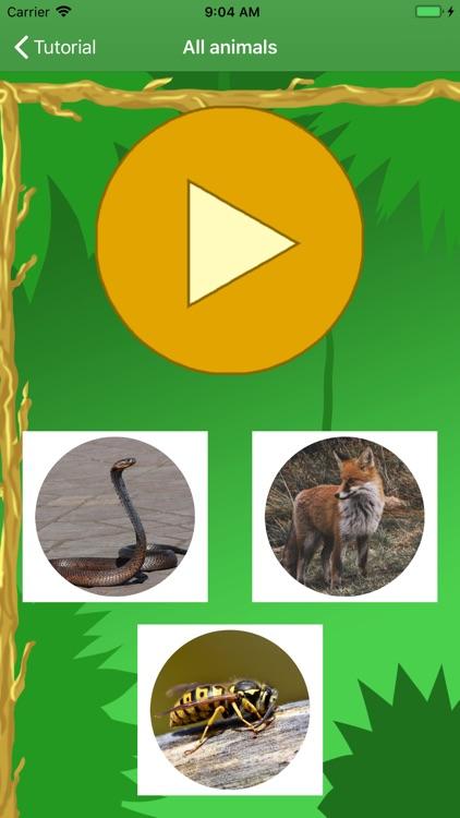 Animal Sounds for Kids - Learn screenshot-4
