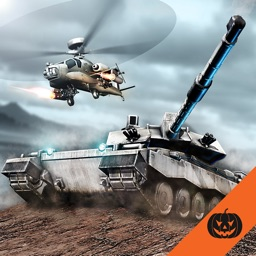 Massive Warfare: Tank War Game