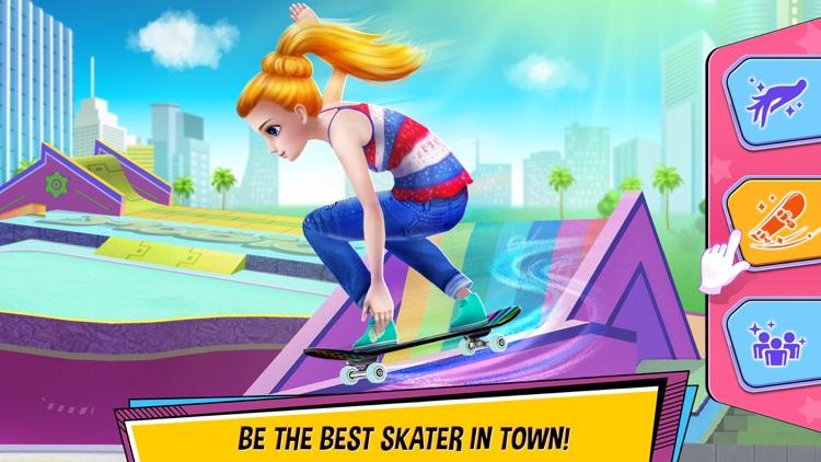 City Skater Board Master screenshot-0