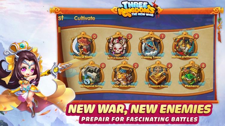 Three Kingdoms - The New War screenshot-5