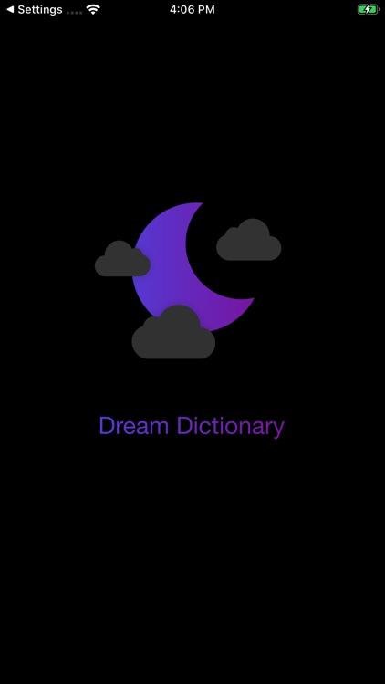 Dream Dictionary-Dream Reading screenshot-4