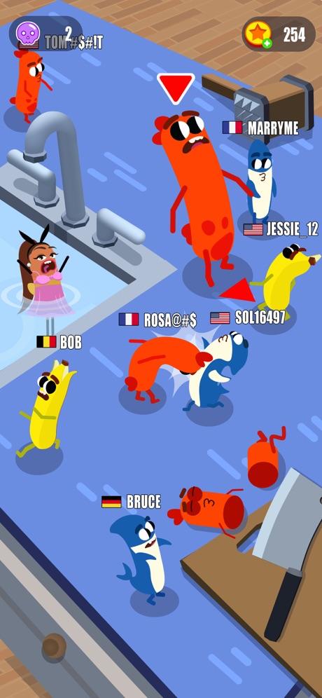 Sausage Wars.io