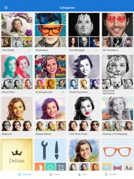 Photo Lab PROHD picture editor ipad images