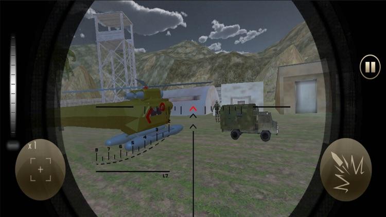 The Sniper Elite Force 3d screenshot-3