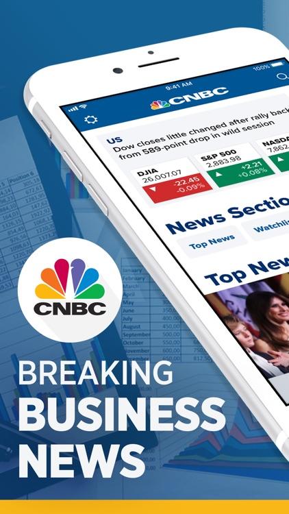 CNBC: Stock Market & Business screenshot-7