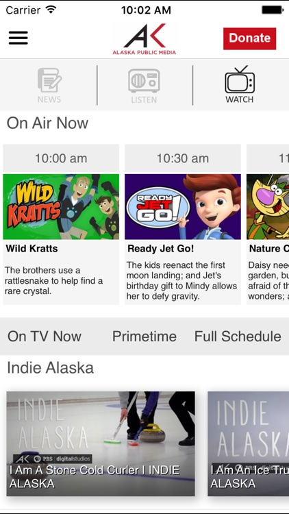 Alaska Public Media App screenshot-1