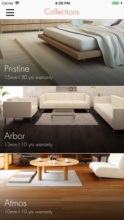 Mikasa Floors for iPad