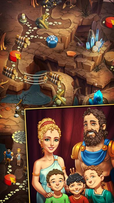 Hercules V (Platinum Edition) screenshot one