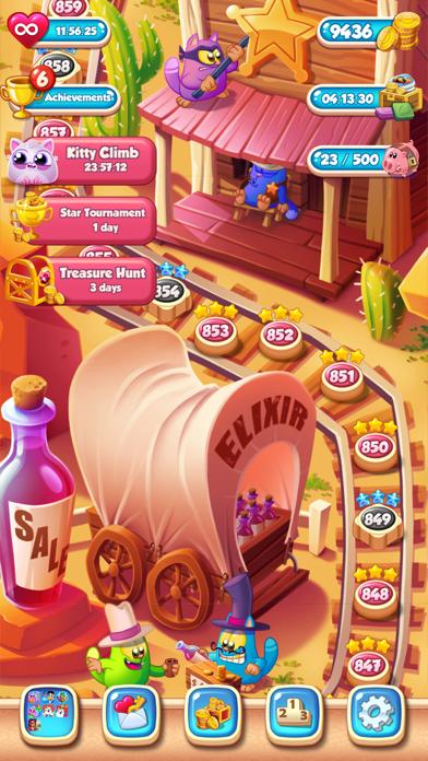 Cookie Cats Blast Screenshot