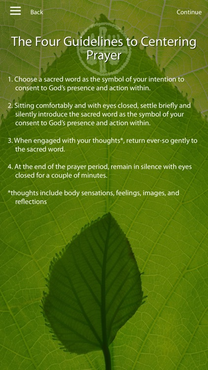 Centering Prayer screenshot-2