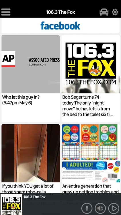 106.3 - The Fox screenshot-4