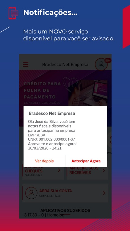 Bradesco Net Empresa screenshot-6