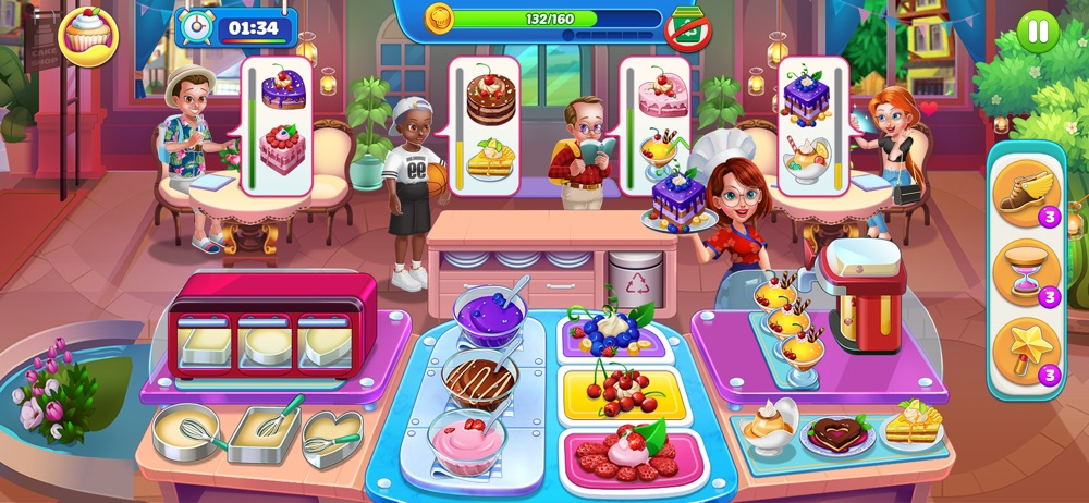 Cooking World: Delicious Dream hack tool