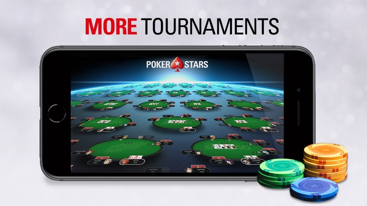 PokerStars Online Poker Games screenshot-3