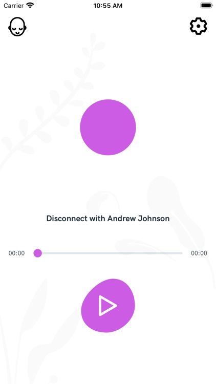 Disconnect with AJ