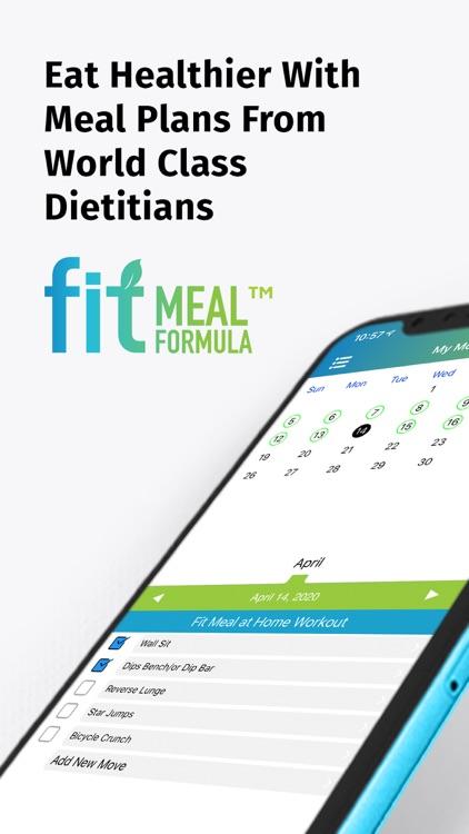 Fit Meal Formula