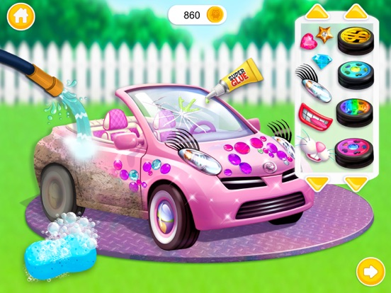 iPad Image of Sweet Baby Girl Cleanup 5